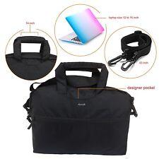 Messenger office bag Shoulder Bag ewalk with laptop pocket