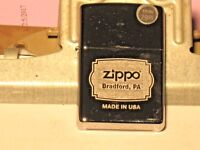 Zippo Love Wings Lighter Genuine Color Gold Case Pocket Windproof Made in USA