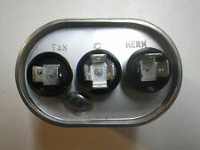 AEROVOX 20 + 3 MFD X 370 VOLT OVAL AC DUAL RATED CAPACITOR 171521027