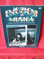 Emozioni in Musica 65 DISCOGRAFIA ITALIANA COPERTINE DISCHI RADIO PRIVATE