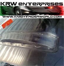 1982-92 PONTIAC FIREBIRD KNIGHT RIDER KITT KARR K2000 TURBO HOOD SCOOP BULGE AE