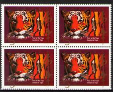 Canada 1998 Sc1708  Mi1652 4.00 MiEu  1 block  mnh  Year of the Tiger
