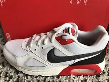 Nike Air Max Ivo Mens Trainers White / Red / Black