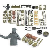 Self-assembled Parts Set for Henglong Tank 3898-1 1/16 USA Sherman M4A3 TH00448