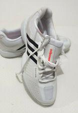 Adidas Adipower Barricade W White/black-metallic  Size uk 8