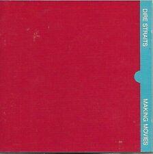 Dire Straits (Mark Knopfler) - Making Movies - EARLY PRESSING - No Barcode