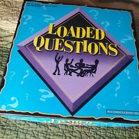 """Loaded Questions - Expose Your Self - A Great """"Get to Know You"""" Party Game!"""