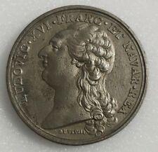 Médaille ACADÉMIE ROYALE DE PEINTURE ET DE SCULPTURE - Louis XVI - R 1 -