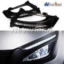 Daytime Running Lights LED DRL for Kia Optima K5 2011 2012 2013 Super Bright