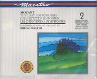 Mozart: Die Ultime Sinfonie (The Last Symphonies) / Bruno Walter,Columbia S - CD