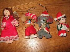 lot Vintage Morgan Inc. Christmas Tree Ornaments sneakers melbourne panda angel