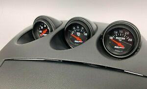 350Z 03-08 Center Dash Gauge Pods