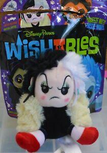 Disney Parks - Disney Villains Series WISHABLES - Cruella de Ville