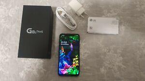 LG G8S ThinQ - 128GB - Mirror Black (Ohne Simlock) (Dual-SIM)
