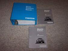 1998 Mazda B2500 B3000 B4000 B-Series Truck Workshop Service Repair Manual Set