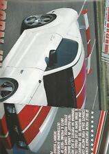 SP35 Clipping-Ritaglio 2005 Ford Mustang '05 Gt 4.6 V8 Soch