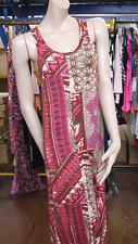 Joseph Ribkoff UK 10 BNWT precioso vestido largo pantorrilla Azteca Multicolor US 8