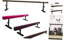 Adjustable Balance Beam Gymnastic Equipment for Kids Home Practice 8 ft Long