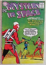 Dc Comics - Mystery In Space - Issue #74 - Silver Age 1960s - Adam Strange