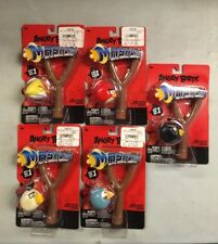 Angry Birds Mashems Power Launcher Complete Set Of 5 Rovio Series 1 Tech4Kids