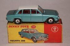 Dinky Toys #135 Triumph Model 2000 Sedan with Original Box