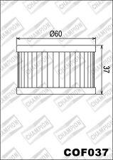 COF037 Filtro Olio CHAMPION SuzukiLS650 K5,K6,K7,K8,K9 Savage (Belt)6502005