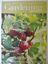 Gardening Which? Magazine. June, 2001. Gooseberries. Tools for pruning. Daisies.
