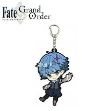 A3 Trading Rubber Strap Keychain Fate/Grand Order 05/Sd Caster Hans Andersen New