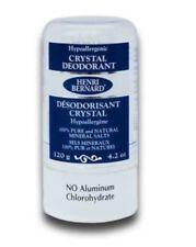 Henri Bernard Crystal Deodorant Stick - 120g