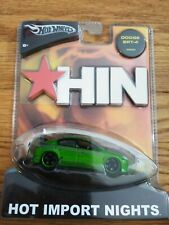 Hot Wheels HIN D-Force Dodge SRT-4 neon 1:50 Scale