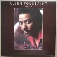 ALLEN TOUSSAINT   Motion   ORIGINAL 1978 Warner Bros label vinyl LP.  A2-1/B2-1