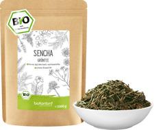 Sencha Grüntee BIO 1000g | ohne Zusatz - 100% naturrein I grüner Tee I bioKontor