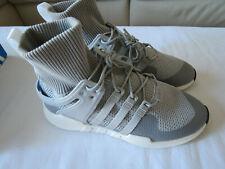 Adidas Nuevo Y En Caja EQT Advance Soporte ADV Invierno UK 9 nos 9.5 RRP £ 120 Gris Blanco