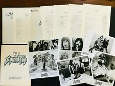This is Spinal Tap (1983) - Original Movie Press Kit w/Photos & Press News