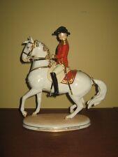 PIROUETTE - AUGARTEN  VIENNA SPANISH HORSE RIDING SCHOOL LIPIZZANER