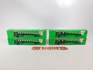 CH529-0,5# 4x Märklin H0 Leerkarton für DB-Wagen: 4026+4027+4032+4044