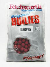 Richworth Bloodworm 14mm - 1kg Original Shelf Life Boilies