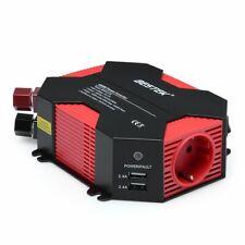 Inversor De Corriente 12v A 220v 400W,BESTEK Convertidor 12v 220v para Coche ...