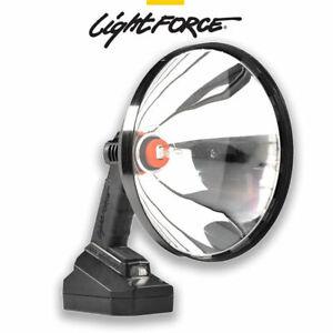 Lightforce Enforcer 240mm 70W HID Handheld Spot Light Inc Cig Plug CBSLBHID7042