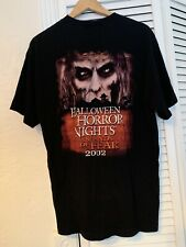 Halloween Horror Nights 2002 Shirt Islands of Fear Universal Studios Large