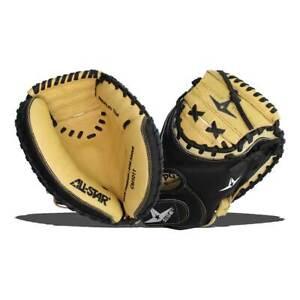 "2021 All-Star CM1011 Comp Youth 31.5"" Catcher's Mitt RHT Right Hand Glove"