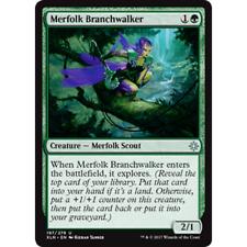 Magic the Gathering MTG - Ixalan - 4x Merfolk Branchwalker x4 Lot