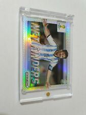 Lionel Messi 2014 panini prizm world cup, Net Finders silver refractor # 2