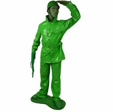 Morph Costumes Toy Soldier Saving Private Morph Large No helmet