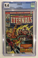 Eternals #6 CGC 9.4 Jack Kirby 1976