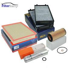 Inspektionspaket Filterset Filtersatz BMW X5 X6 E70 E71 3.0sd xDrive 35d 286 PS