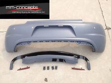 Heck parachoques para VW Scirocco 13 r r-line parachoques trasero delantal rear bumper