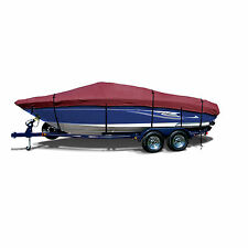 Yamaha SX230 SX 230 Trailerable Boat Cover Burgundy Maroon 2003 2004 2005 03 04