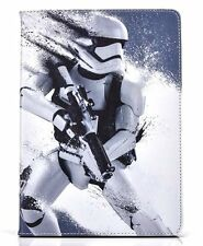 STAR WARS STORMTROOPER IPAD MINI 1/2/3 CASE COVER SMART FLIP SUPERHERO UK SELLER