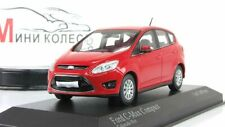 Scale Car 1:43, FORD C-MAX Compact 2010, red